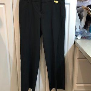 Gap boot leg trouser